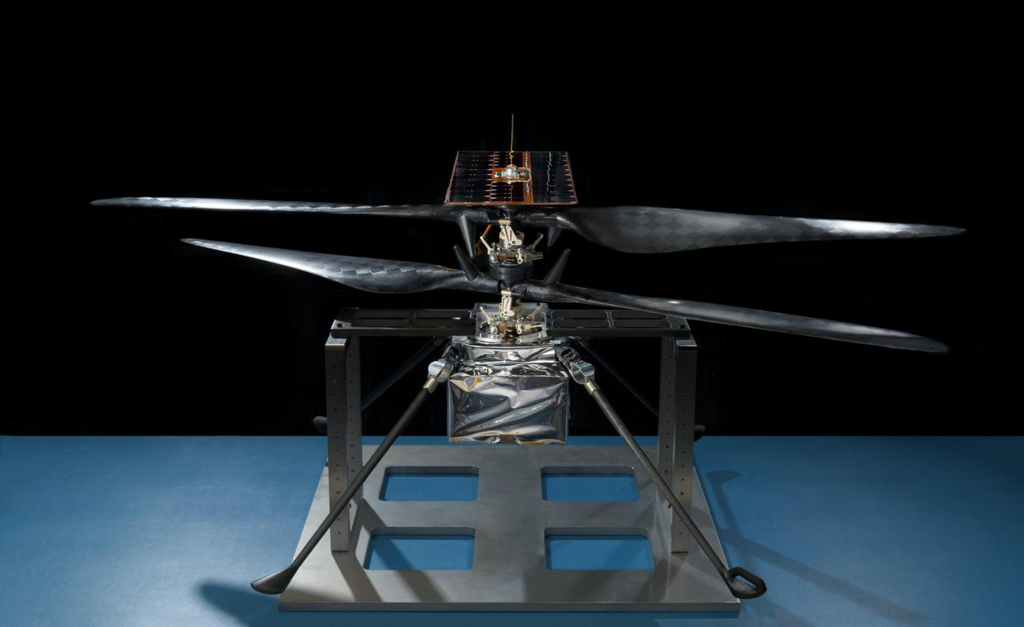 The Marscopter will be used to explore the Red Planet during the Mars 2020 rover mission