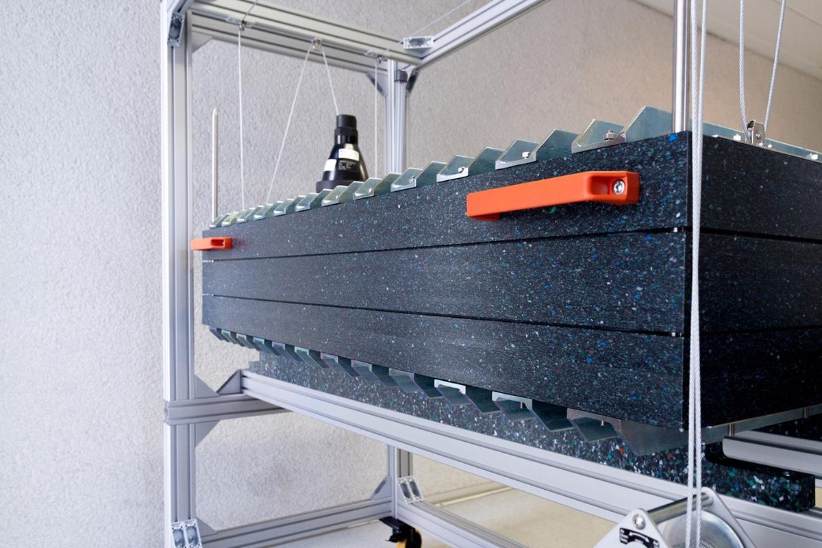 The ePhos reactorharvests phosphorus from wastewater