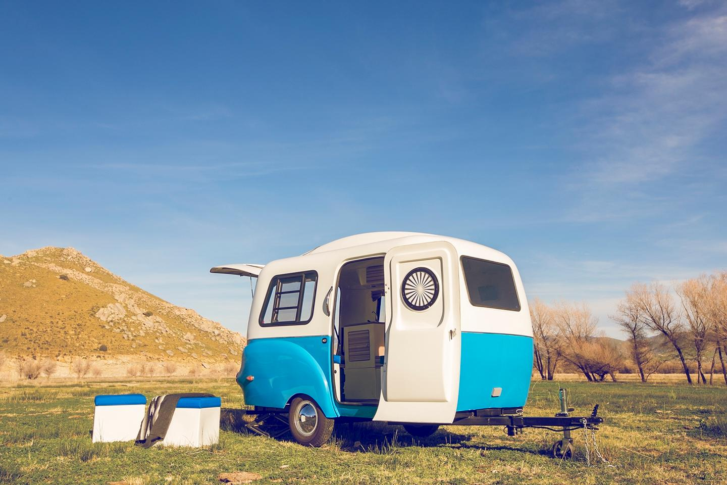 The Happier Camper HC1 travel trailer is due to go into production