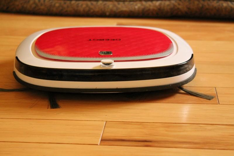 The Deebot D35 is intended for bare floors only