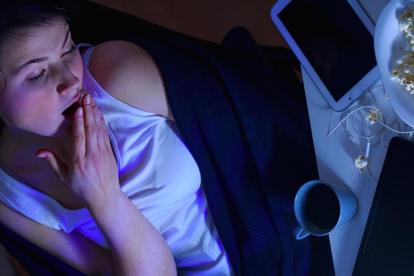Social media and sleep don't mix, according to a recent study