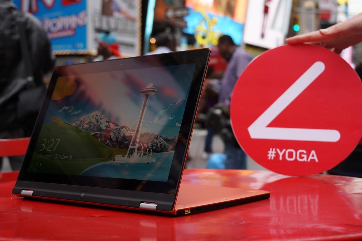 Lenovo confirms October release for YOGA 13, announces three