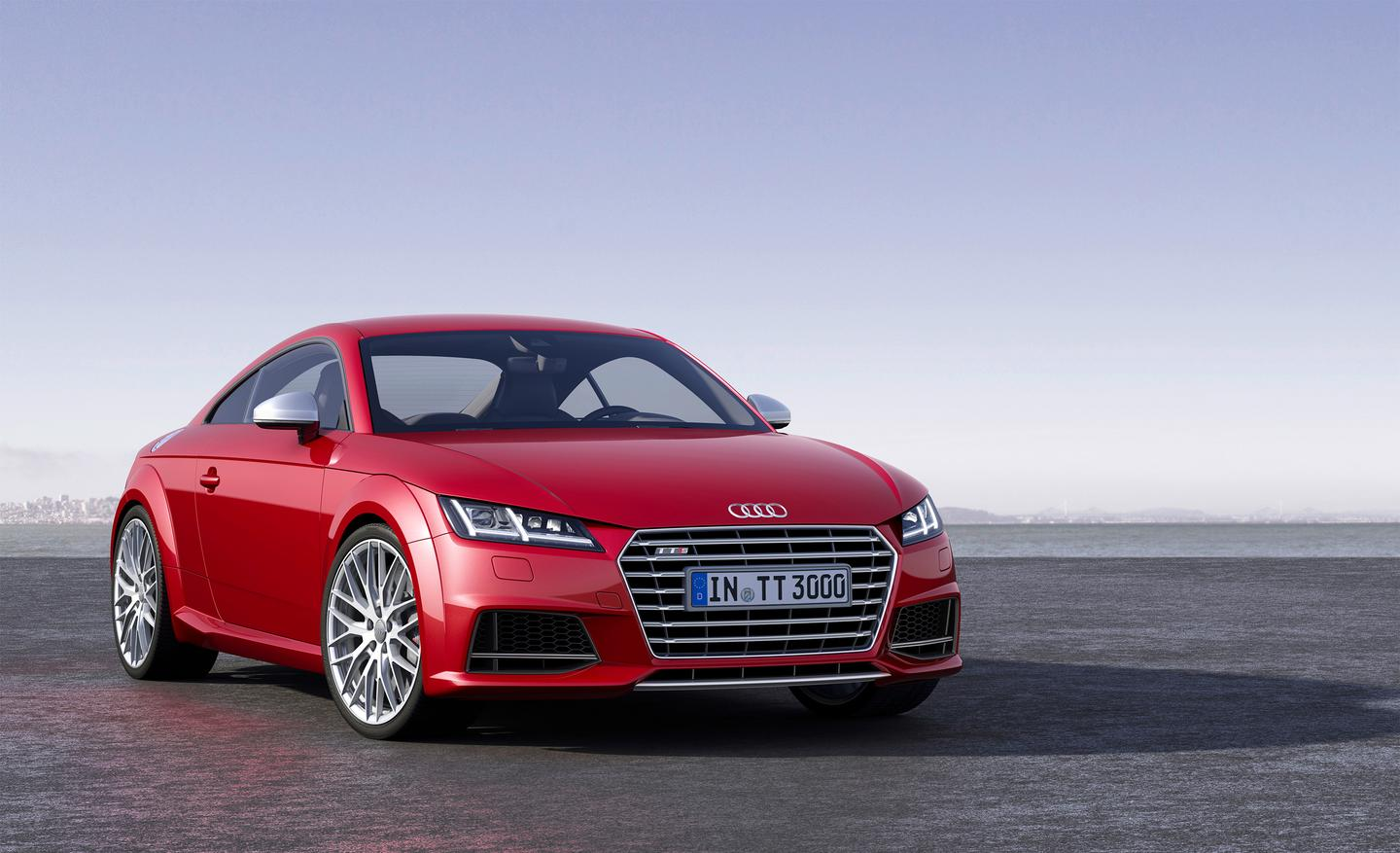 Two turbocharged gas engines and one diesel will be available (Photo: Audi)