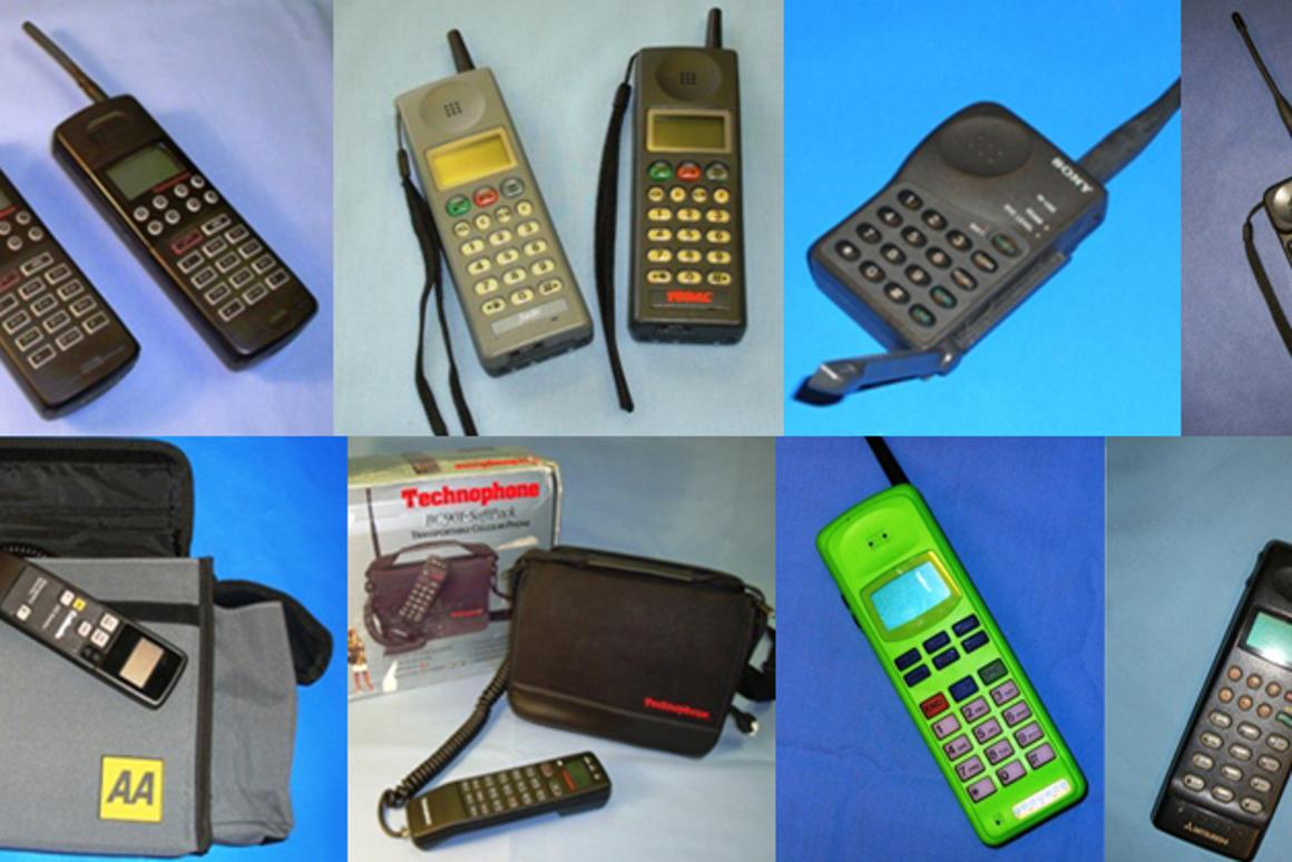Looking back on 40 years of the cell phone
