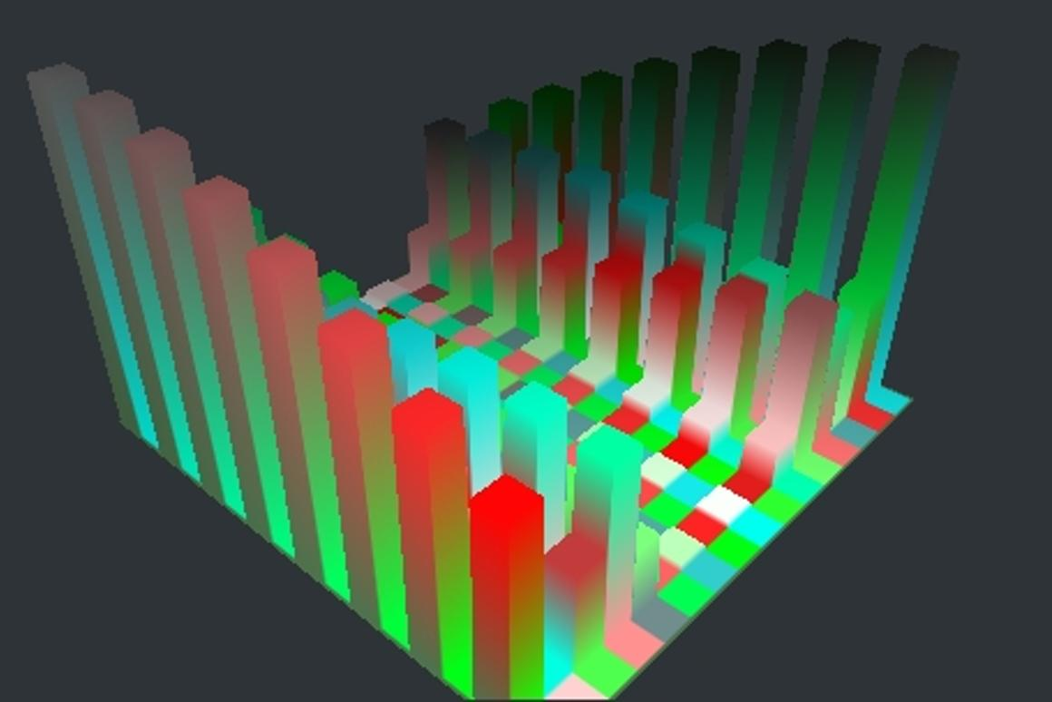 "Google's ""Quantum Computing Playground"" lets computer scientists get acquainted with quantum algorithms (Image: Google)"