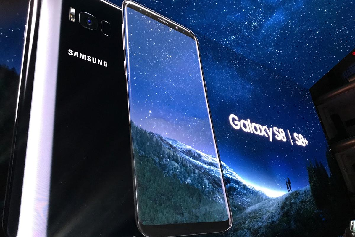 Samsung officially announces the Galaxy S8 and S8+ smartphones, which rock Infinity Displays, multiple biometric security features, boosted internals and new virtual assistant