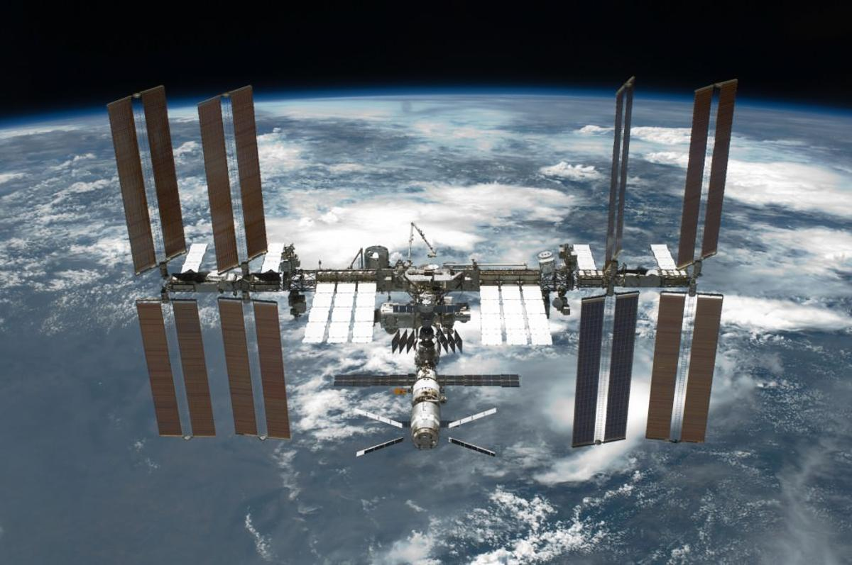 Atoms have been cooled to 10 millionthof one Kelvin aboveabsolute zeroaboard the ISS