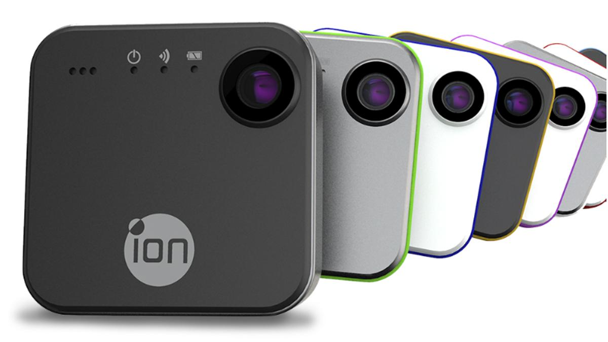 The iON SnapCam wearable camera and video recorder