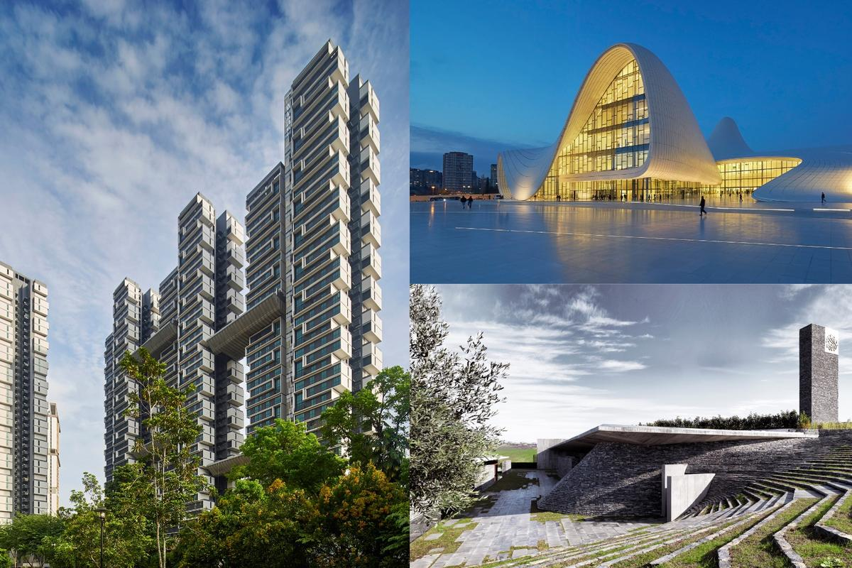 RIBA has chosen the best new buildings from around the world