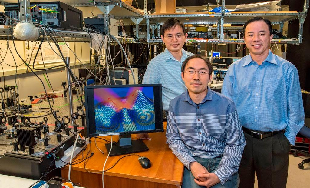 "Yuan Wang, Zi Jing Wong and Xiang Zhang have devised an ultra-thin invisibility ""skin"" cloak that can conform to the shape of an object and conceal it from detection with visible light"