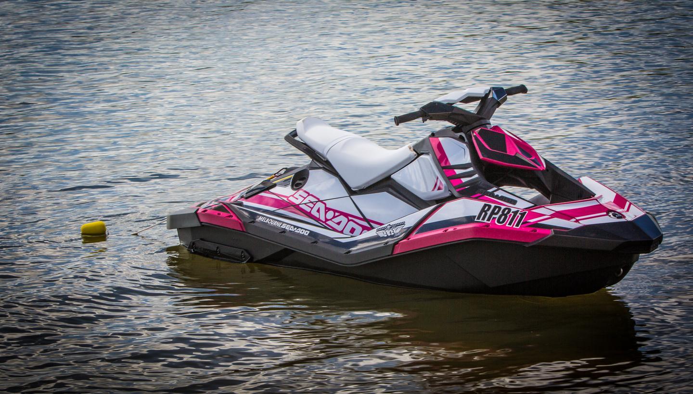 The Sea-Doo Spark. (Photo: Loz Blain/Gizmag.com)