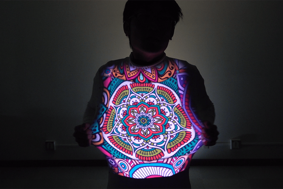 This new projection mapping system can track movements and give the impression of an object reflecting light
