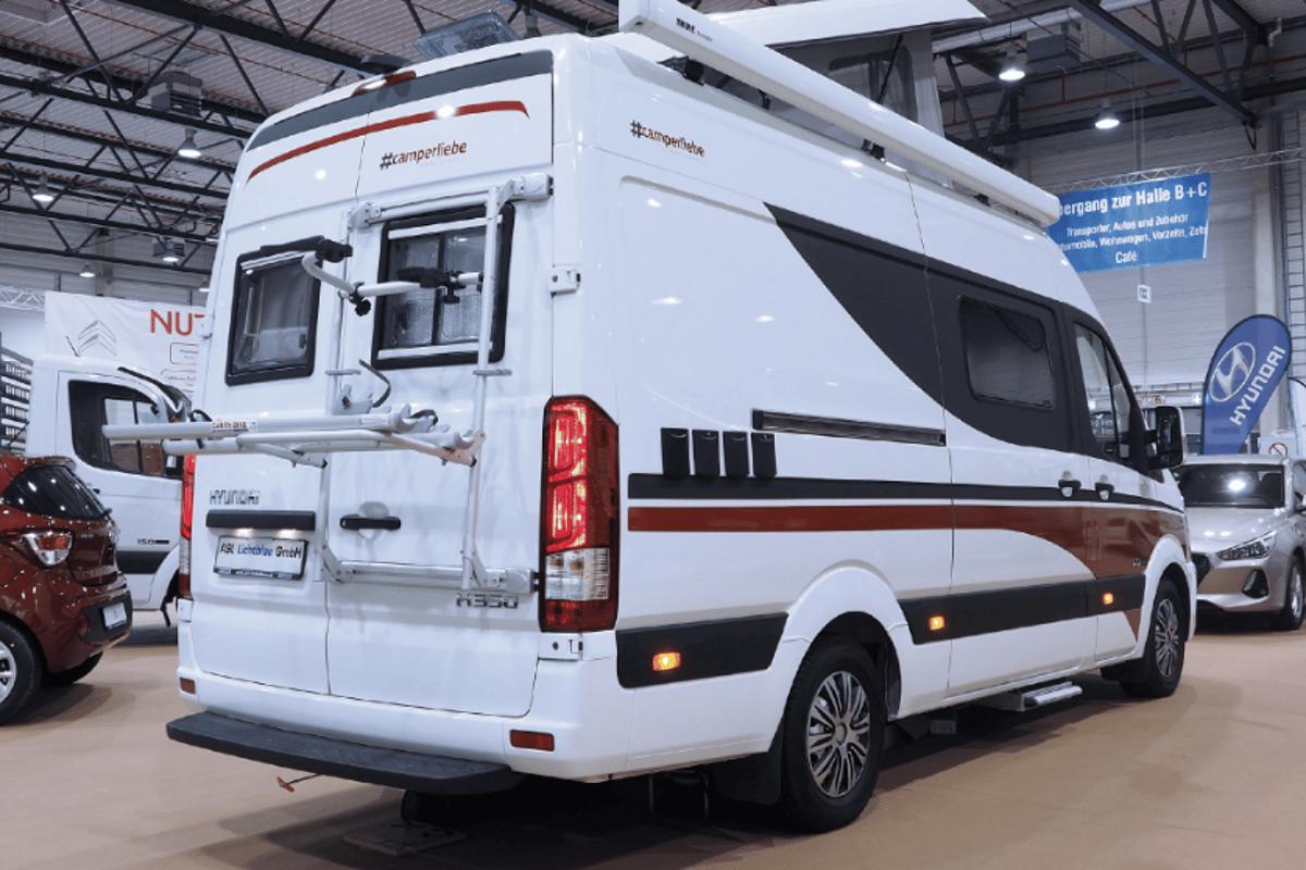Cales camping-car Smart Level