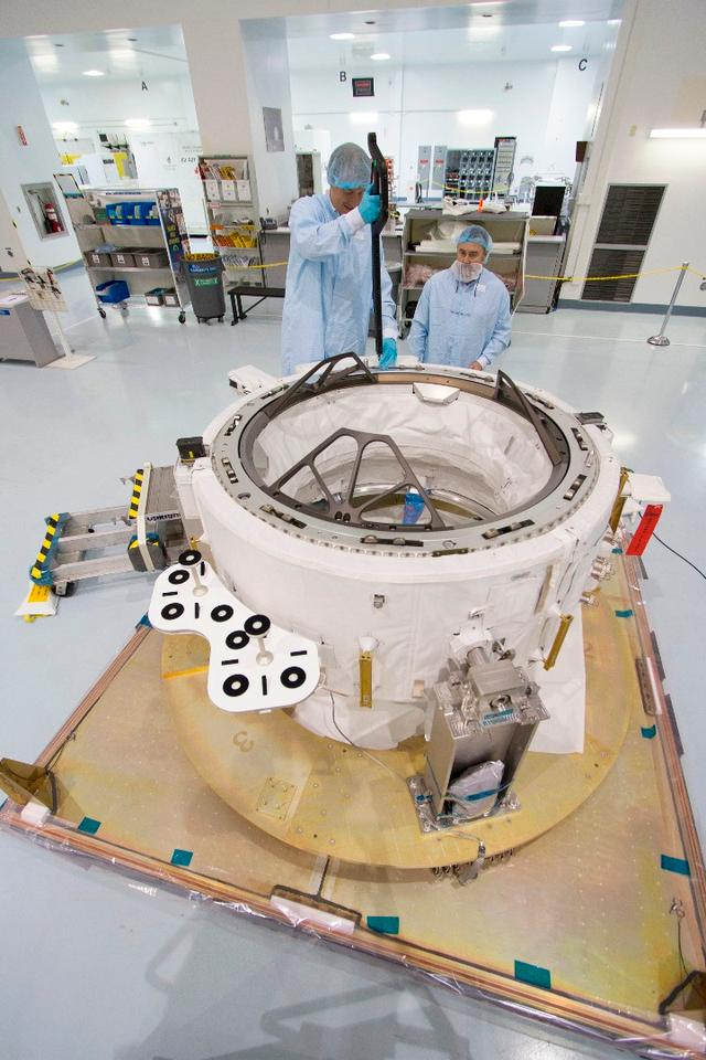 The second International Docking Adapter, or IDA-2, will launch to the International Space Station on a future cargo resupply mission