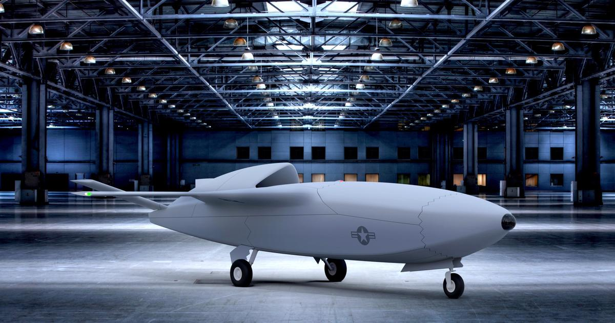 BAE Systems to design expendable Skyborg drone for US Air Force