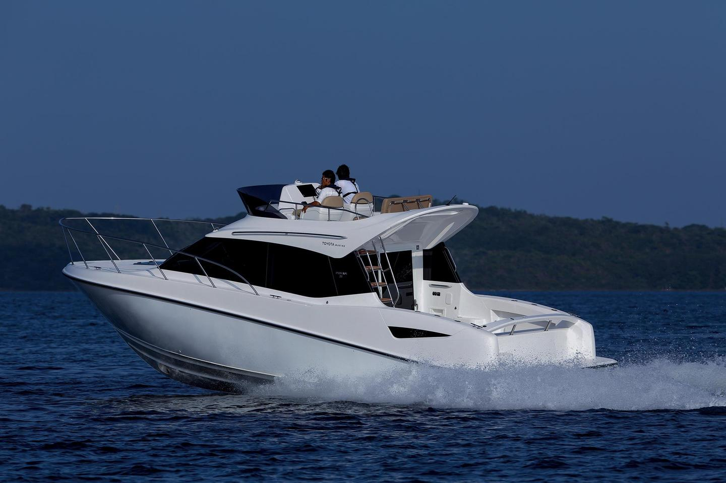 """Toyota fancies the Ponam-31 as the first member of the """"sports utility cruiser"""" class"""