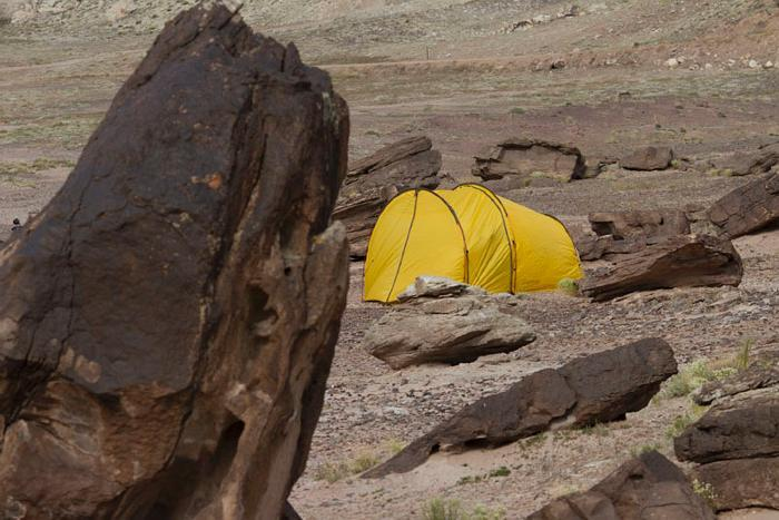 The Series II Expedition Tent is available for US$449.00