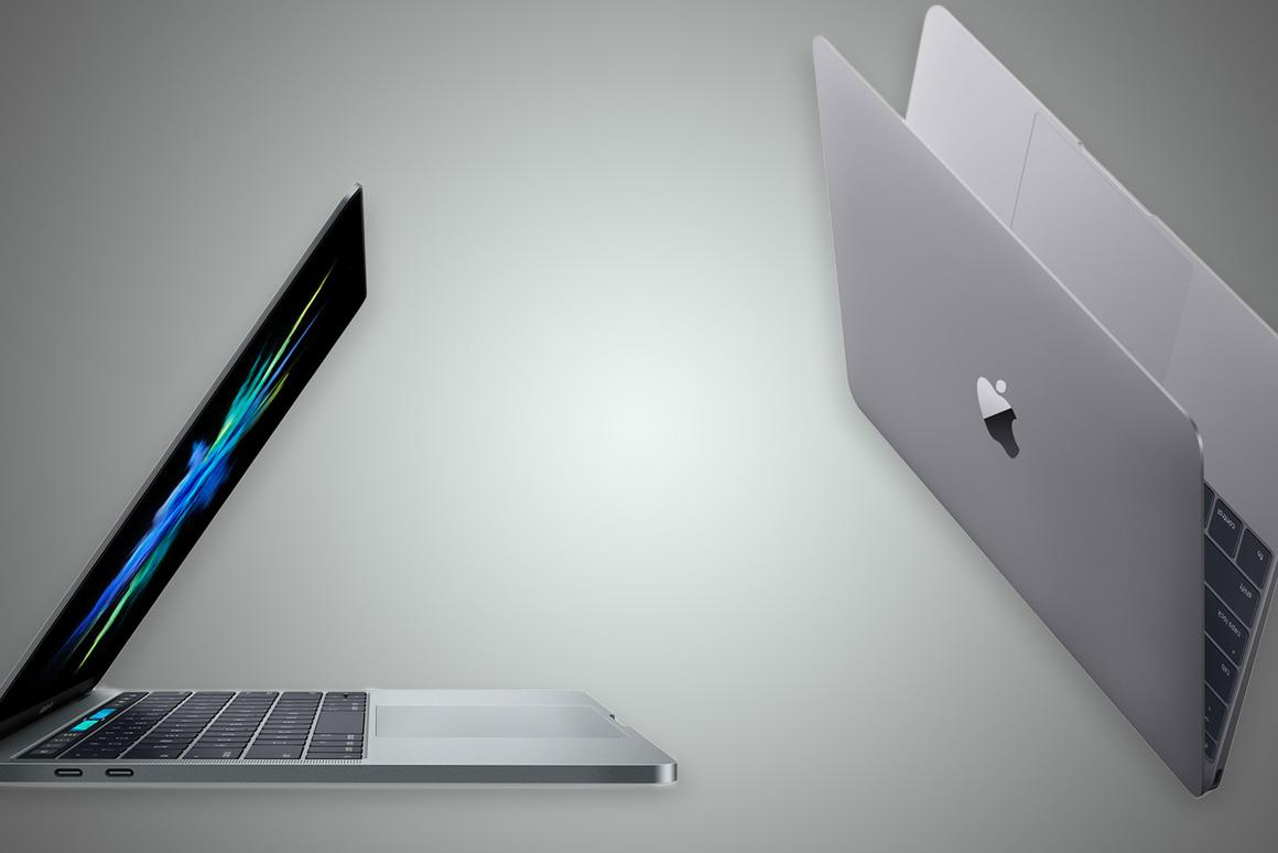New Atlas compares the features and specs of the new 13-inchMacBook Pro with the cheaper 12-inch MacBook
