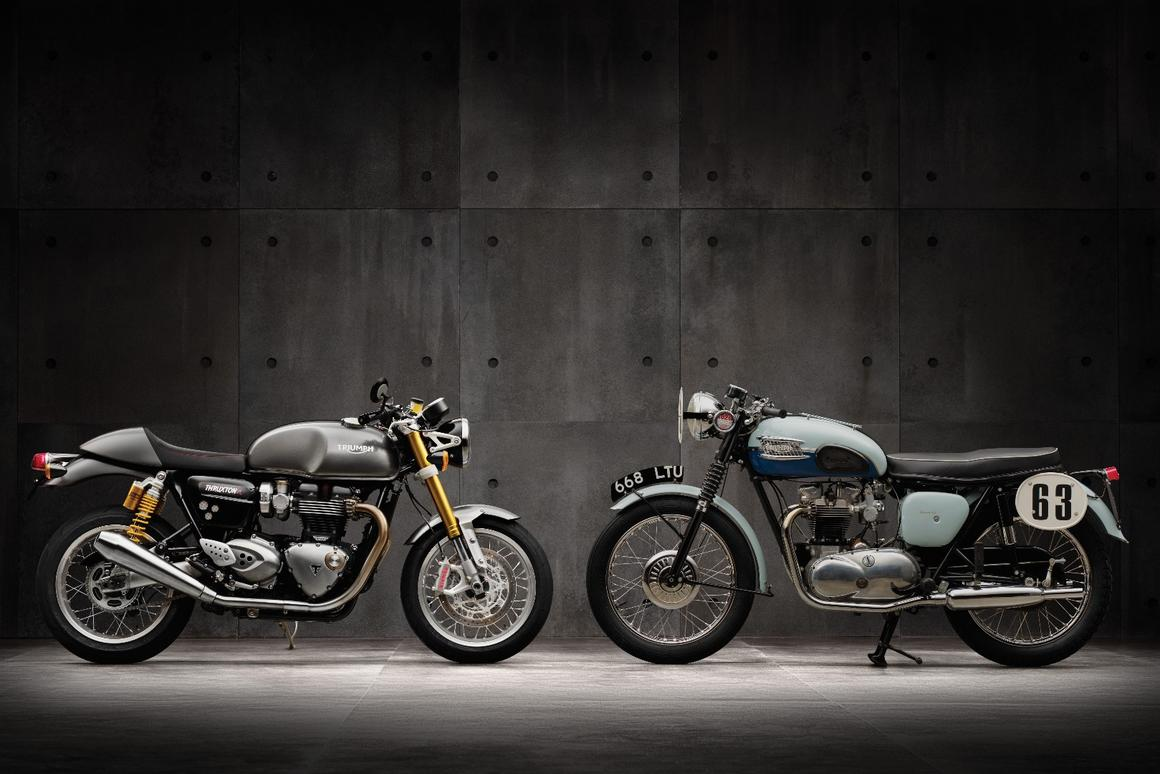 The new generation of Bonneville sport classics offers a fresh, more powerful take on a timeless classic
