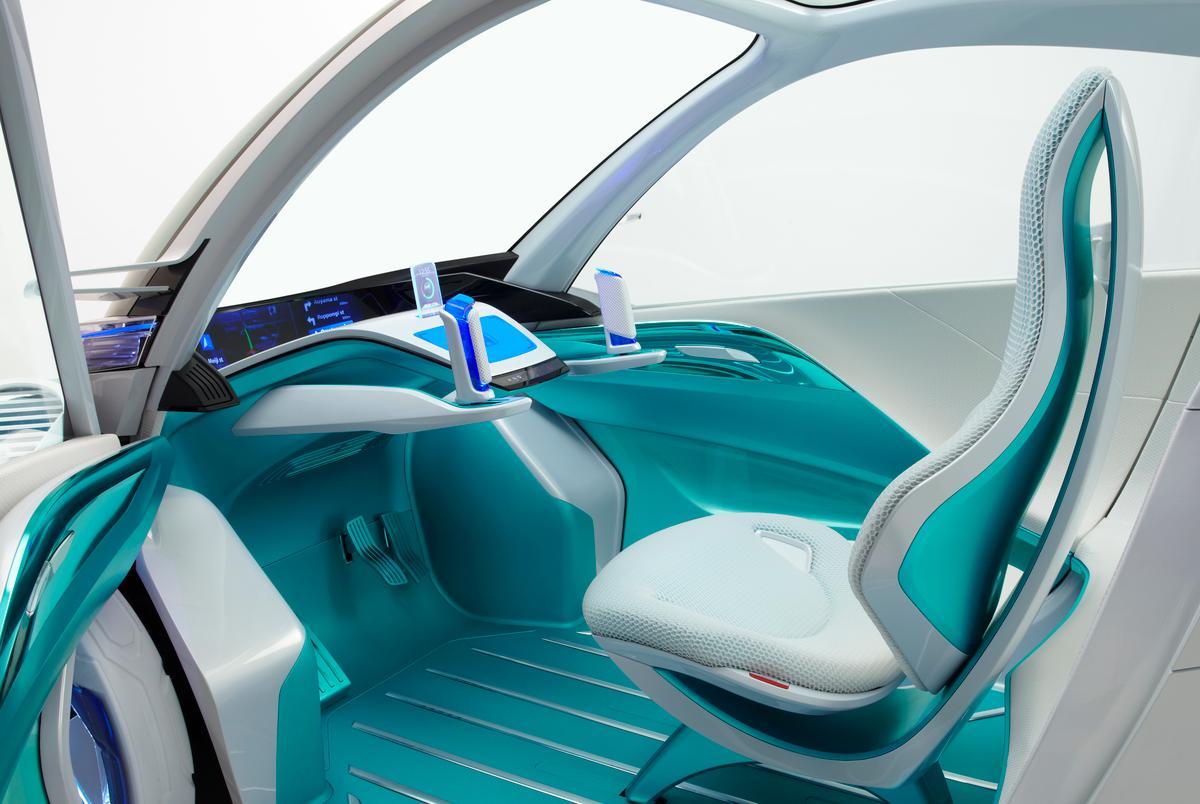 Honda's Micro Commuter Concept