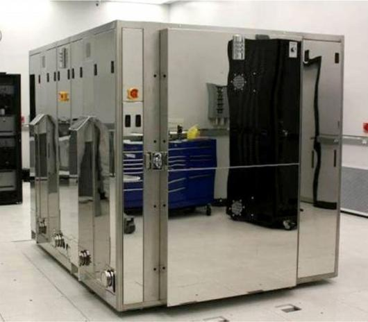 Northrop Grumman's scalable modular system uses laser amplifier chains of 15kW each