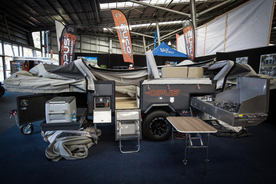 Camping rough: The best off-road campers from the Australian
