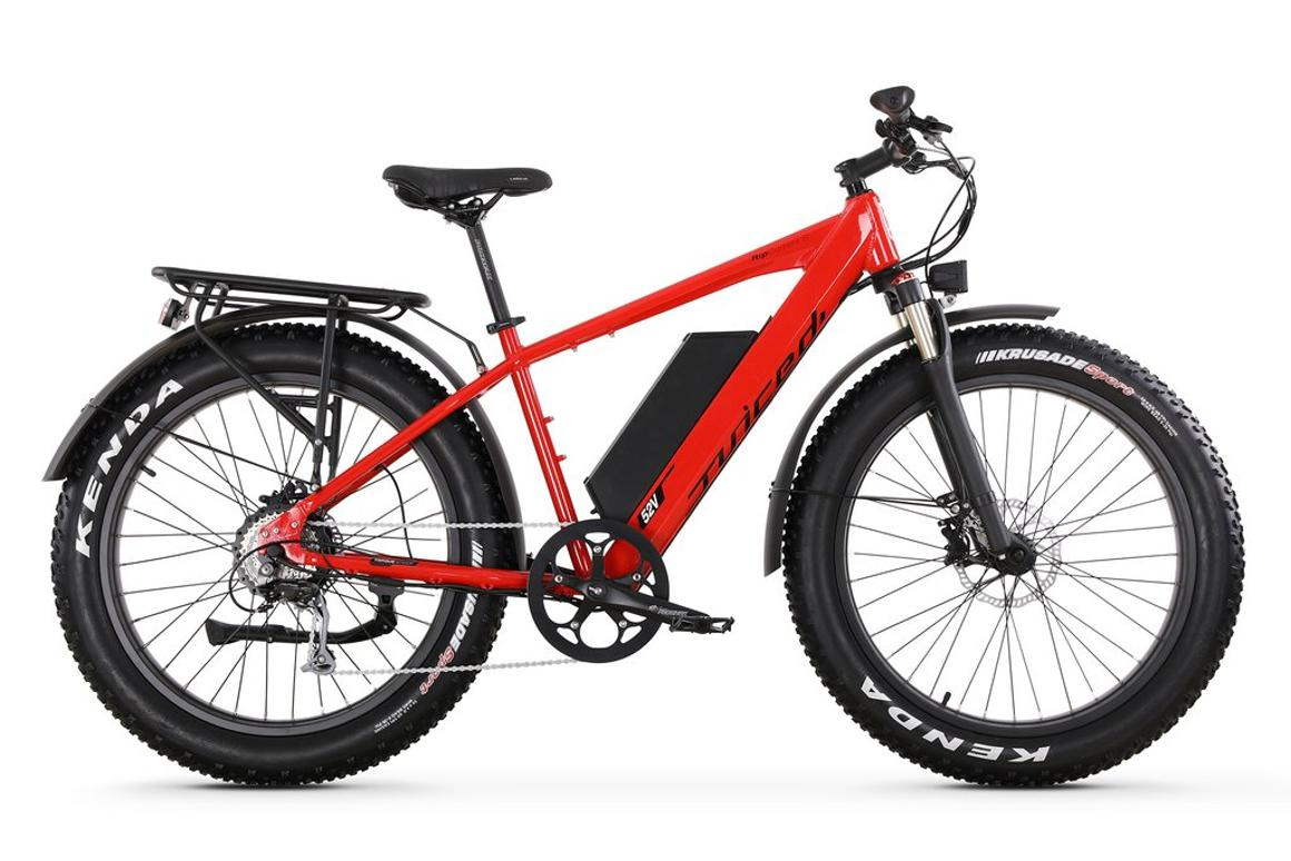 The Juiced RipCurrent S is a fully loaded fat-tire commuter ebike at a terrific price