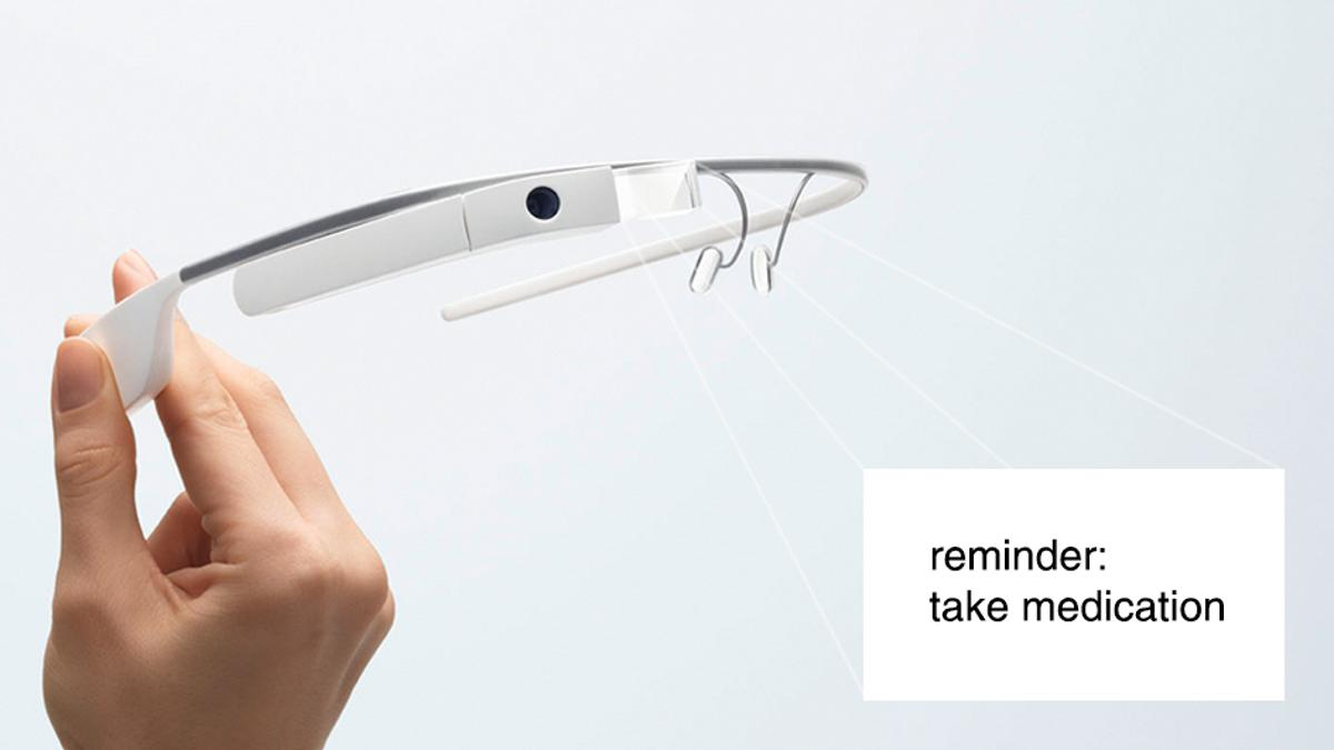Researchers at Newcastle University have utilized Google Glass to help people with Parkinson's disease
