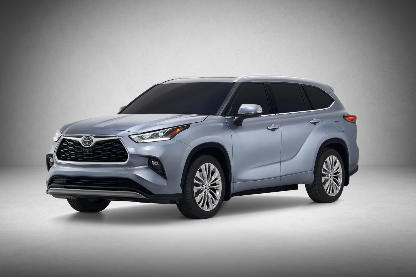 The 2020 Toyota Highlander marks the fourth generation of the three-row crossover