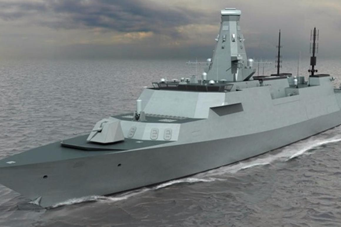 Future frigate: A look at tomorrow's eyes of the fleet