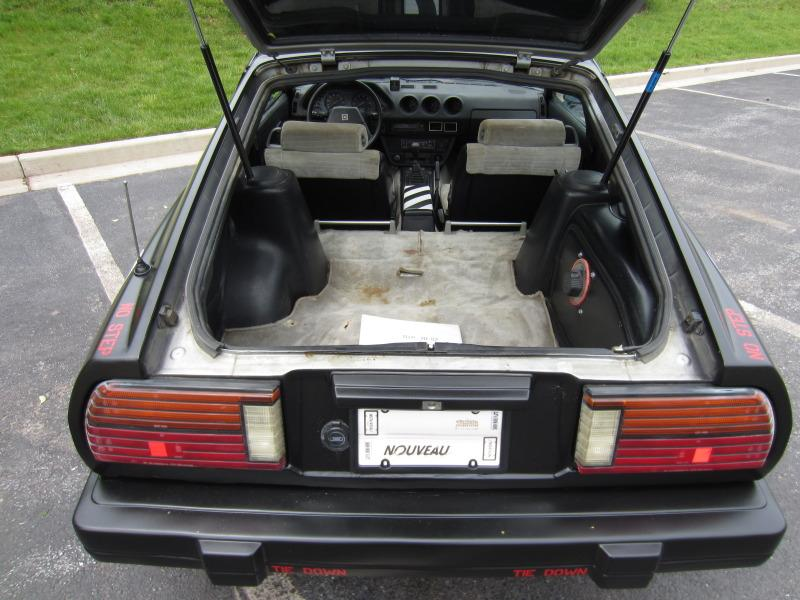 Seth Kettleman's turboshaft-powered, jet fuel-burning 1983 Datsun 280ZX