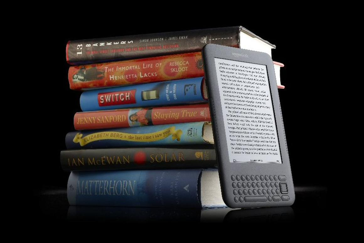 Amazon has updated its Kindle e-Reader to be 21 per cent smaller, 15 per cent lighter and significantly faster. The third generation model is also available as either 3G and WiFi or WiFi only.