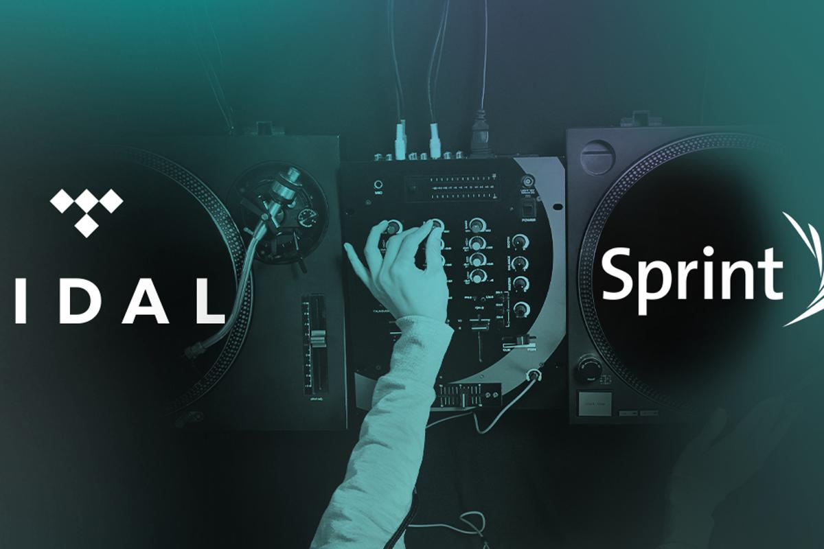 Sprint will have one-third ownership of Tidal, the artist-centric music streaming service