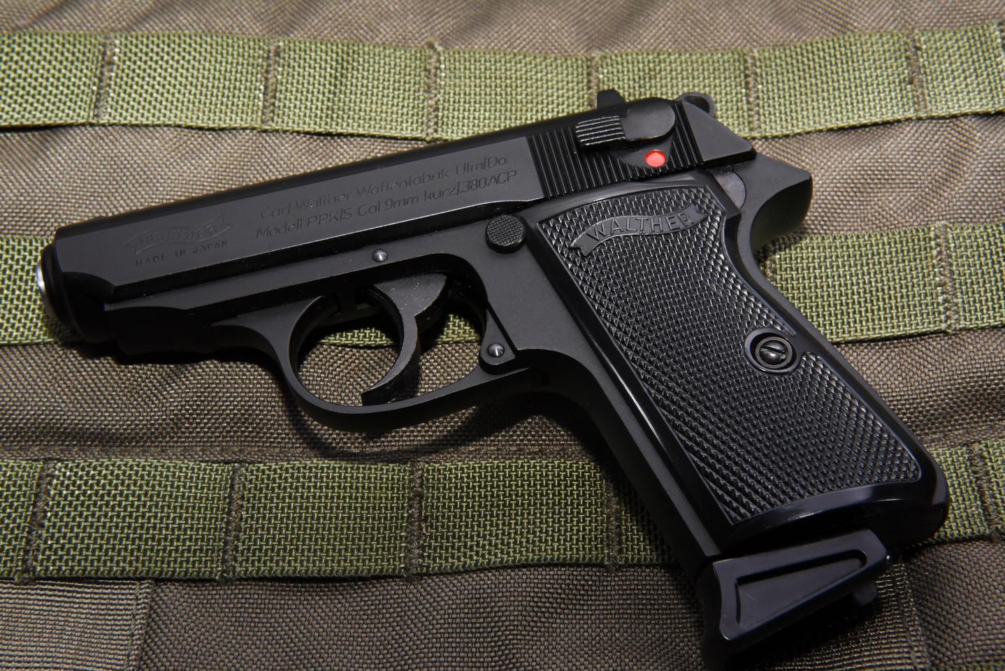 Die Walther PPK wurde 1930 eingeführt