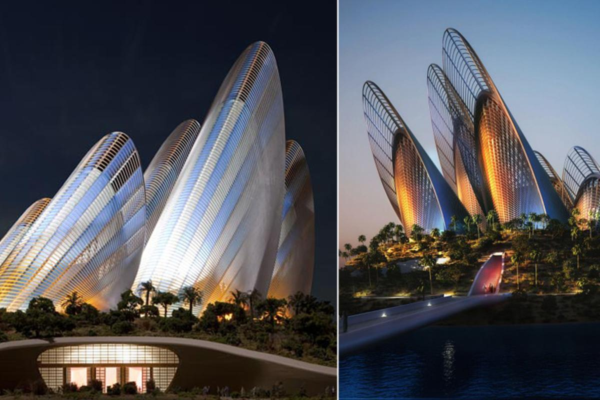 The Zayed National Museum