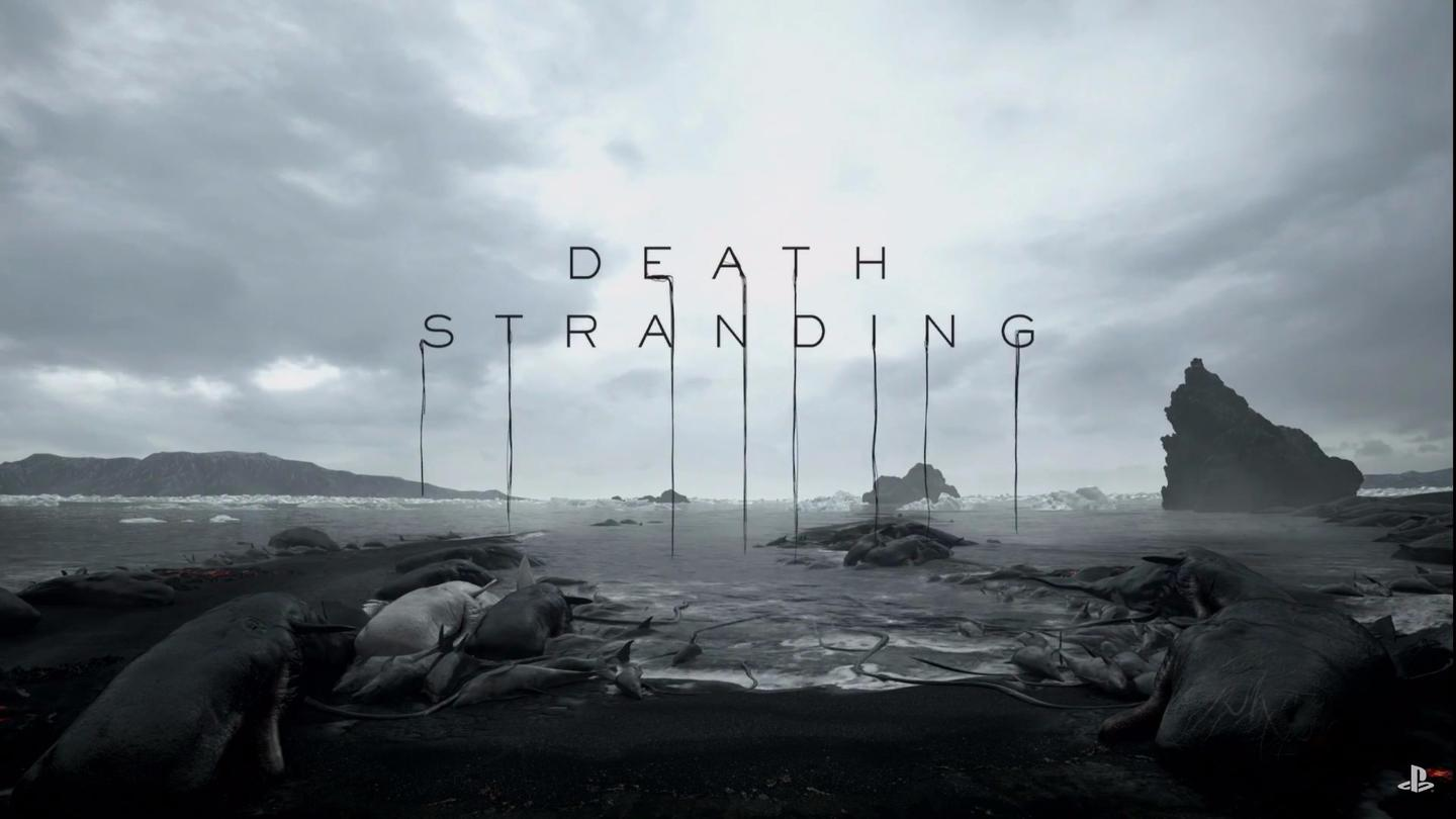 Hideo Kojima's PlayStation exclusive title is called Death Stranding