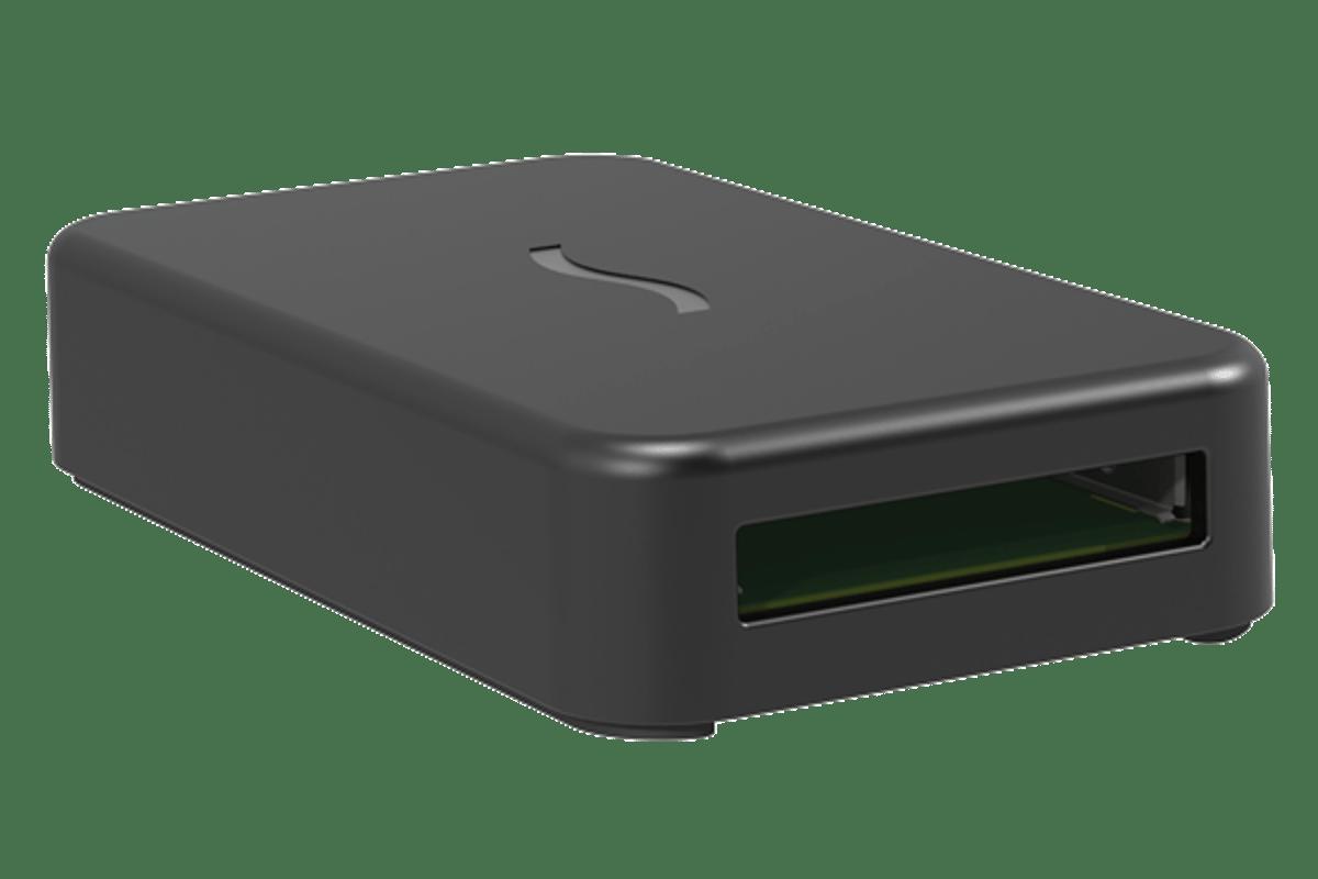 Sonnet's US$150 EchoExpressCard/34 Thunderbolt Adapter