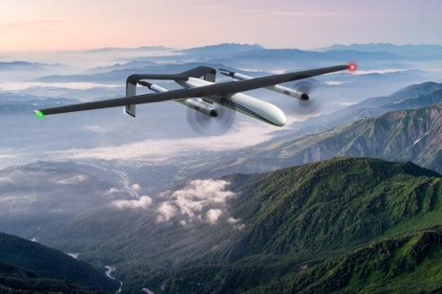 The WirthResearchdrone has been designed using extensive computational fluid dynamics (CFD) technology