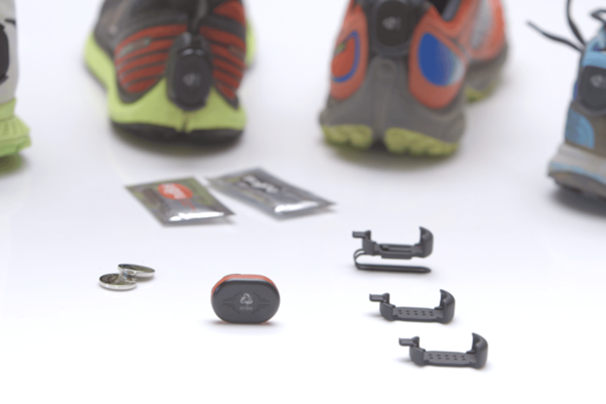 runScribe is a Kickstarter project that aims to create a smarter breed of running wearable