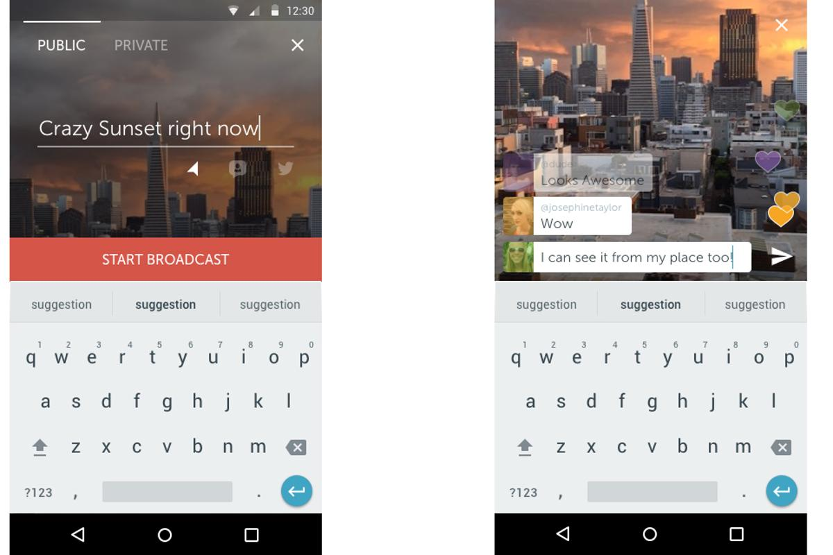 Twitter's highly popular live streaming app Periscope is now available on Android devices