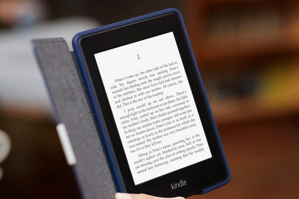 The Kindle Paperwhite will be available in the U.S. on October 1st