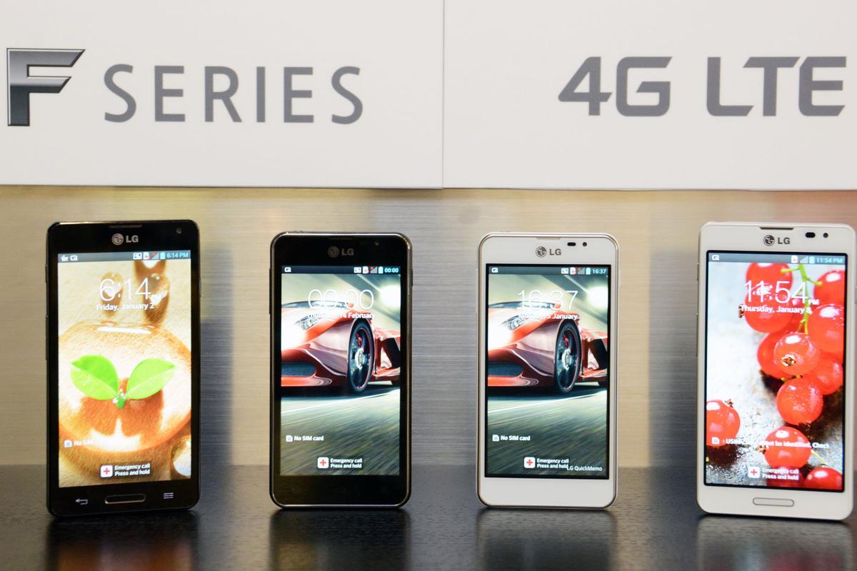 LG has revealed the Optimus F Series line of smartphones