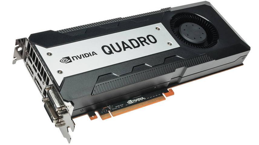 The Nvidia Quadro K6000 flagship professional GPU