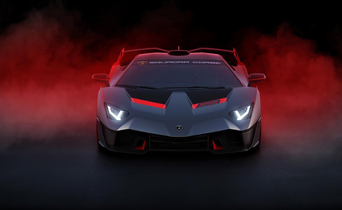 The SC18 Alston was designed by Lamborghini Squadra Corse (which is the Italian automaker's motorsports division) in collaboration with the client and the Centro Stile Lamborghini design studio