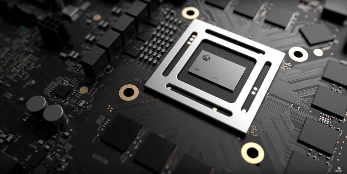 Microsoft has revealed the hardware specs of Project Scorpio, a souped-up Xbox One