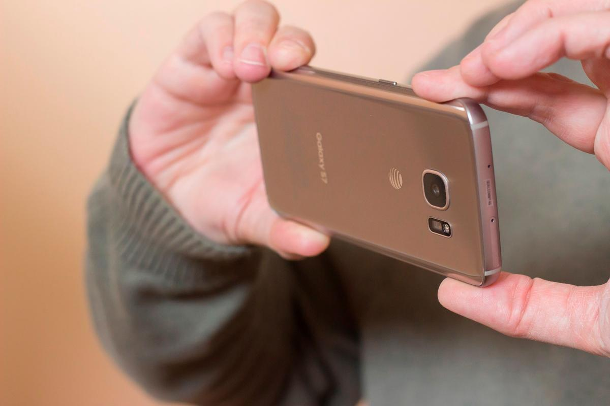 The camera in the Galaxy S7 and S7 edge is just one of many top-notch features