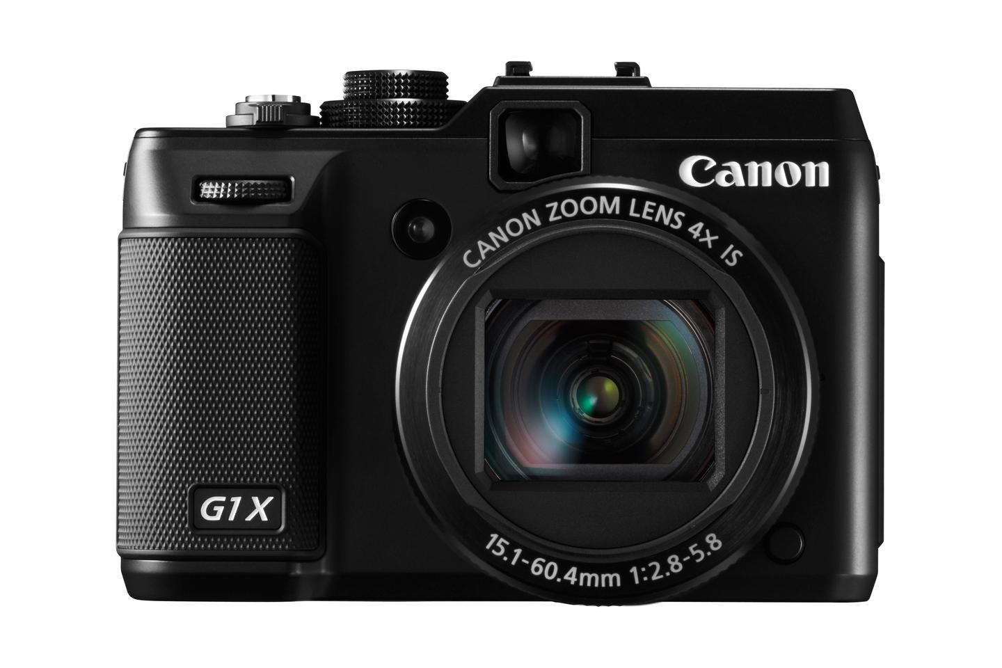 The Canon G1 X boasts a 1.5-inch, 14.3-megapixel CMOS sensor with over six times the area of previous G-series models