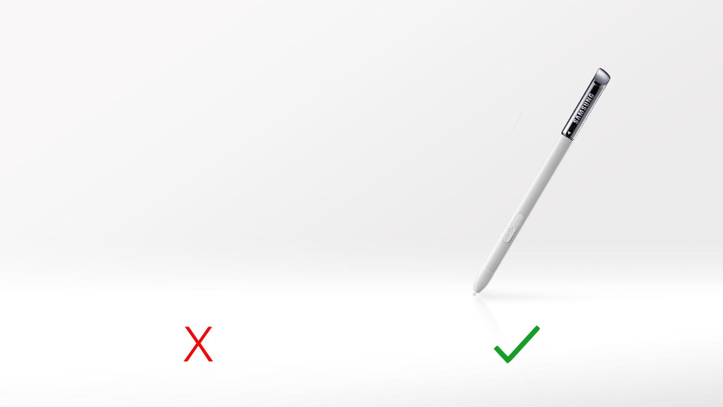 The Galaxy Note 3 centers around stylus input, but the G Pro 2 is meant for fingers only