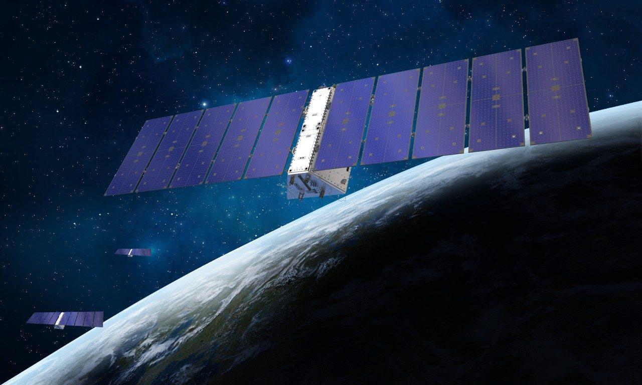 The new satellite line is based on Lockheed Martin's LM 400 platform