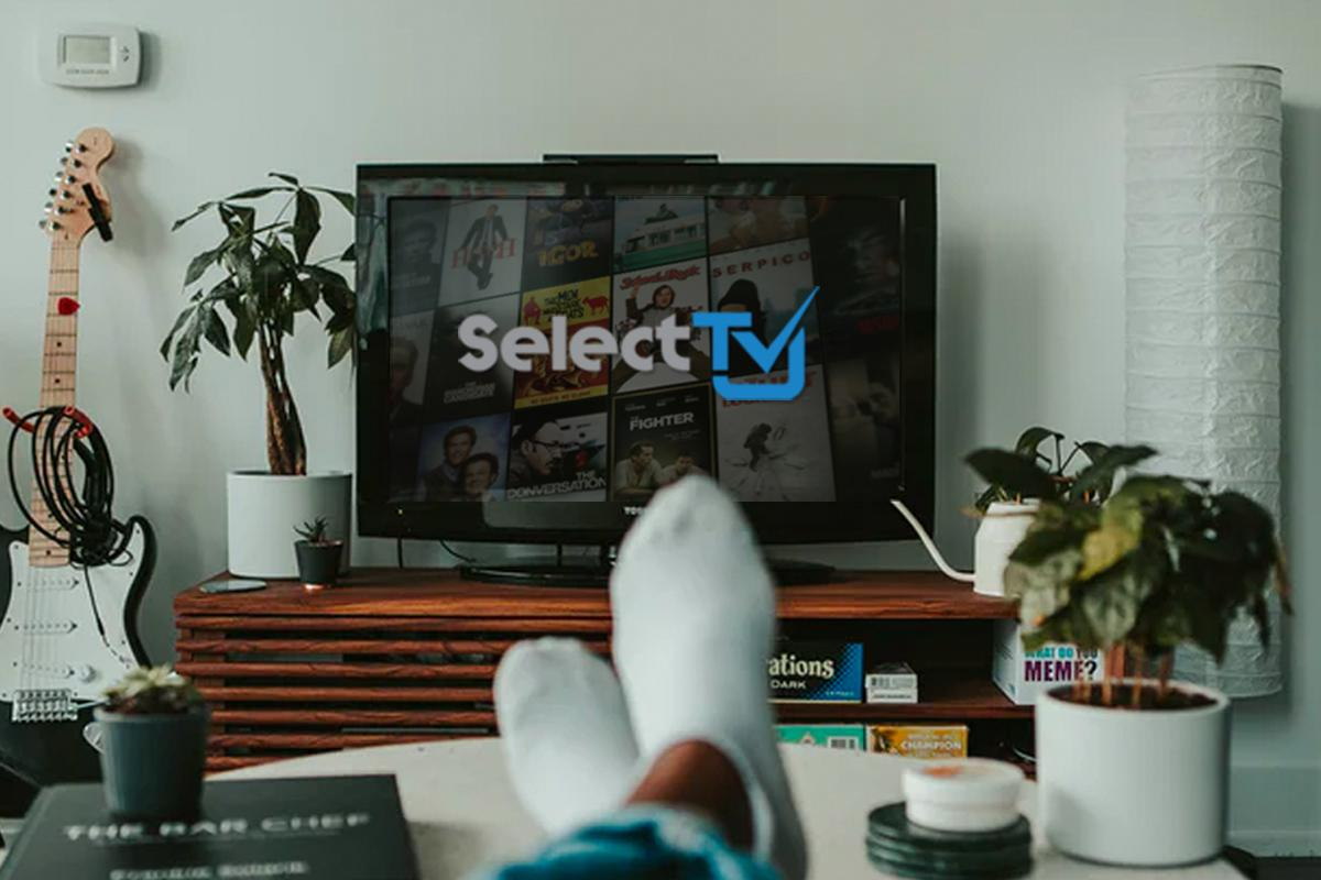 Save big on SelectTV, the world's largest entertainment library